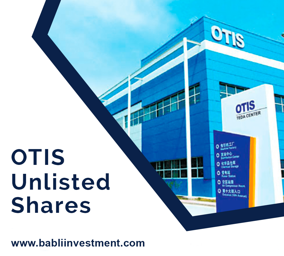 OTIS Unlisted Shares Buy And Sell